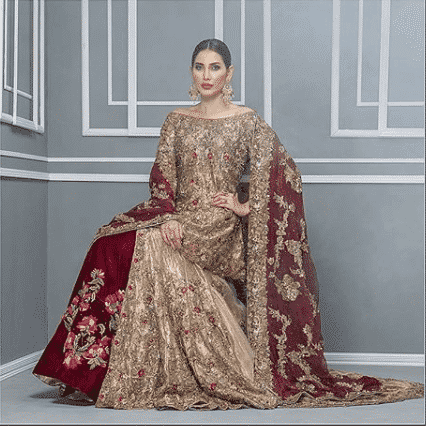 seemas-bridals 14 Most Affordable Pakistani Bridal Designers You Need To Try