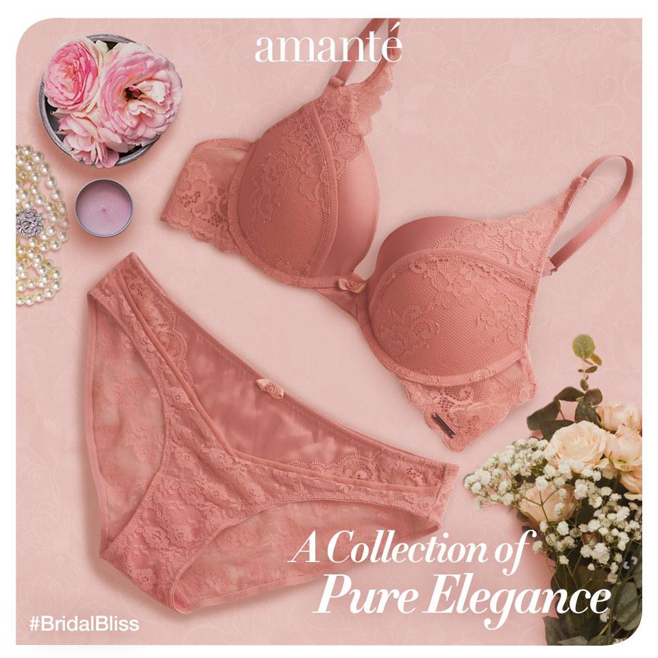 Amante Top Ten Bra Brands in Pakistan with Prices 2019 List