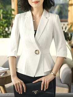 Blazer 20 Best Fall Outfits For Women Over 60 - Fall Dressing Ideas