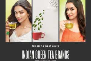 best indian green tea brands