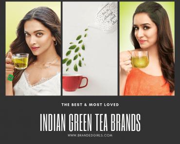 best indian green tea brands