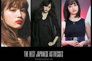 Most Popular Japanese Actresses (2)