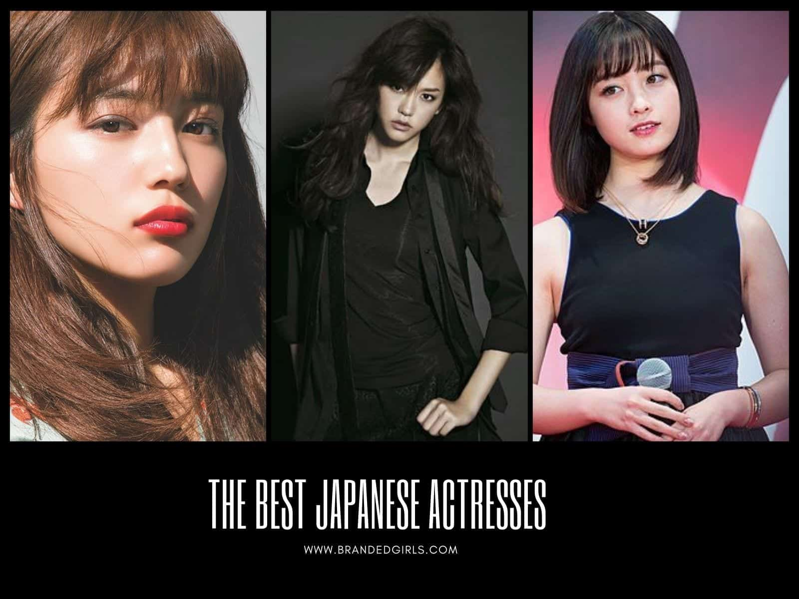 Japanese-Actress Top 20 Japanese Actresses 2019 - Most Beautiful & Talented