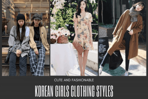 Cute And Fashionable Korean Outfit Ideas For Girls (1)