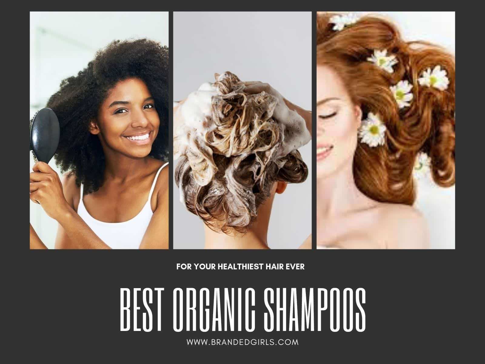 Organic-Shampoo-Brands Top 10 Organic & Natural Shampoo Brands For All Hair Types