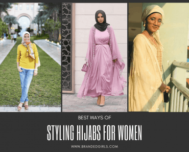 Best Ways To Style Hijabs For Women (2)