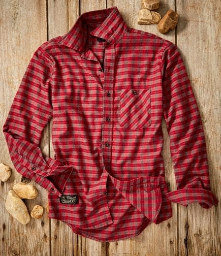 flannel 20 Best Fall Outfits For Women Over 60 - Fall Dressing Ideas