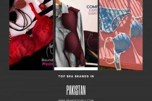 Bra Brands in Pakistan