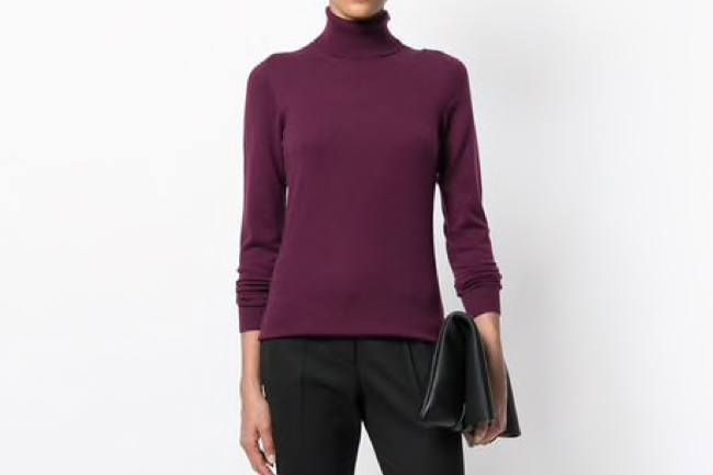 turtleneck 20 Best Fall Outfits For Women Over 60 - Fall Dressing Ideas