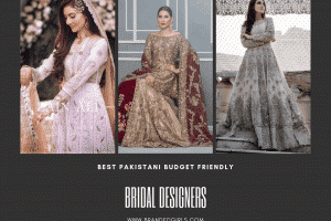 14 Most Affordable Pakistani Bridal Designers You Need To Try