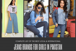best pakistani jeans brands