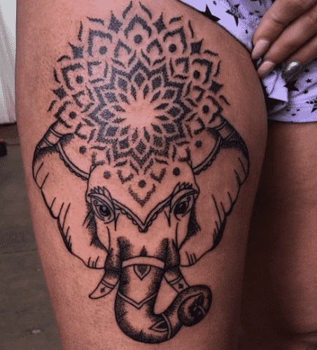 tatoo-for-skinny-girls-40-453x500 Tattoos for Skinny Girls - 30 Tattoo Designs for Slim Girls