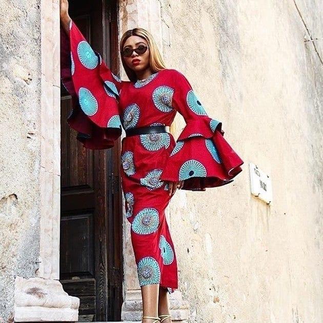 19 20 Gorgeous Ankara Gown Styles & Ideas On How To Wear Them