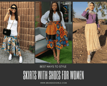 Best Ideas To Style Shoes With Skirts For Women (1)