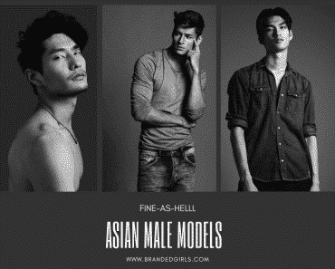 Asian Male models