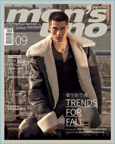 Hao-Yun-Xiang-2016-Cover-Photo-Shoot-Mens-Uno-Malaysia-007-400x500 Top 10 Asian Male Models 2019- Updated List