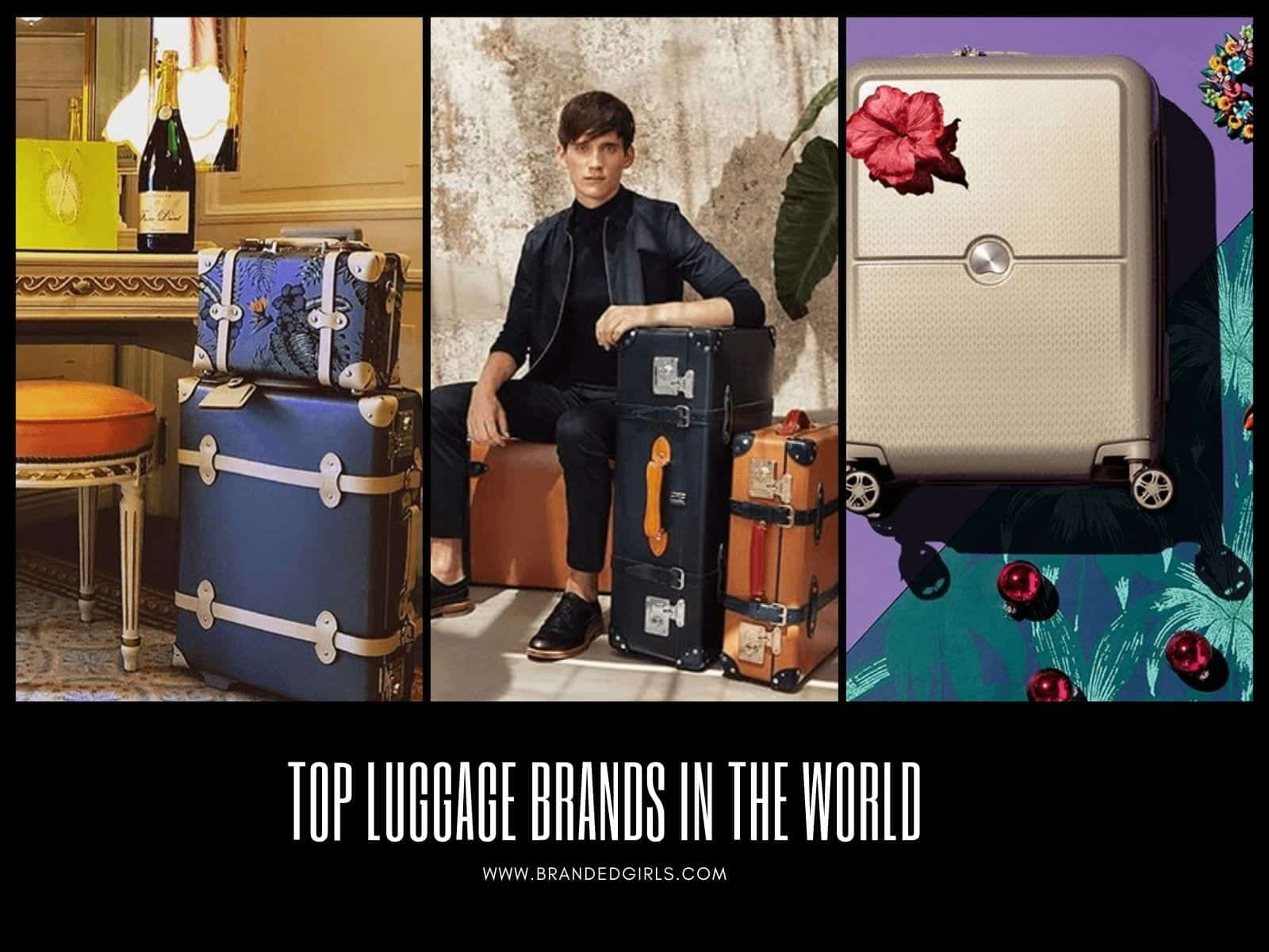 Luggage Top 13 Luggage Brands, Suitcases & Bags For Traveling In 2019
