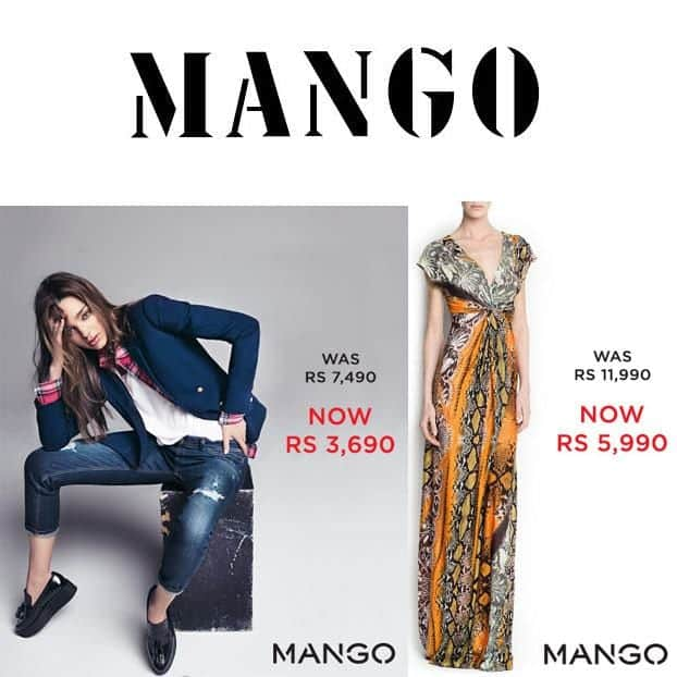 Mango Top 15 International Shoe Brands You Can Shop In Pakistan