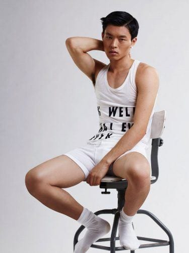 Satoshi-Toda-375x500 Top 10 Asian Male Models 2019- Updated List