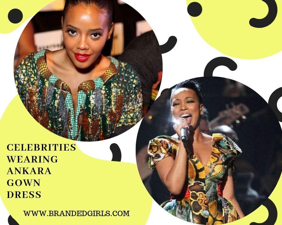 celebrities 20 Gorgeous Ankara Gown Styles & Ideas On How To Wear Them