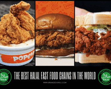 top halal food chains in world