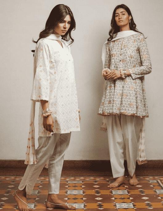 28 30 Ideas On How To Wear White Shalwar Kameez For Women