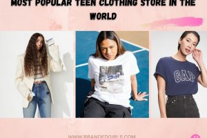 20 Most Popular Teen Clothing Stores [Updated] In The World 2021 List
