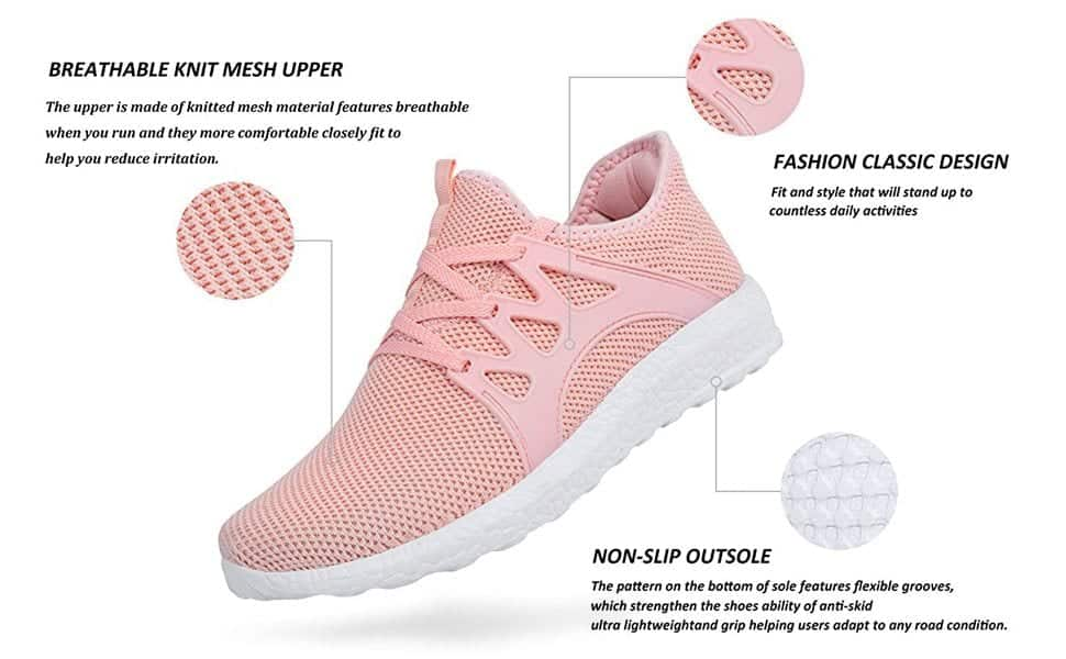 Feetmat Best Shoe Brands For Walking- Top 12 Walking Shoes for Women