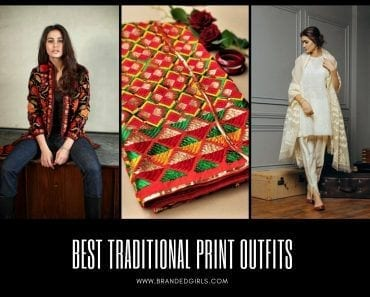 20 ways to include traditional prints in everyday outfits