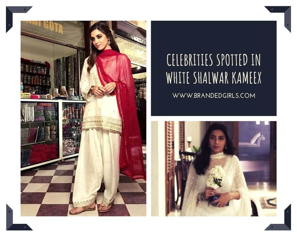 cELEBRITIES-sPOTTED-IN-wHITE-sHALWAR-kAMEEX 30 Ideas On How To Wear White Shalwar Kameez For Women