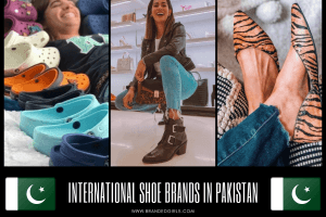 top international shoe brands in pakistan