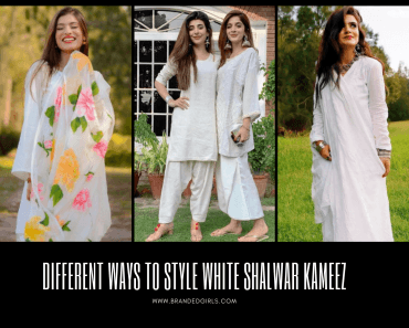 how to wear shalwar kameez