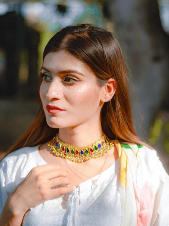 white-shalwar-kameez-outfits-1 30 Ideas On How To Wear White Shalwar Kameez For Women