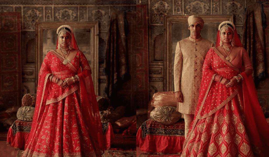 sabyasachi-lehenga-choli-1024x597 2020 Ghagra Choli Designs - 22 Latest Lehnga Choli Styles