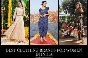 best indian clothing fashion brands for women