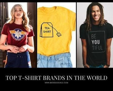Best T-Shirt Brands in the World