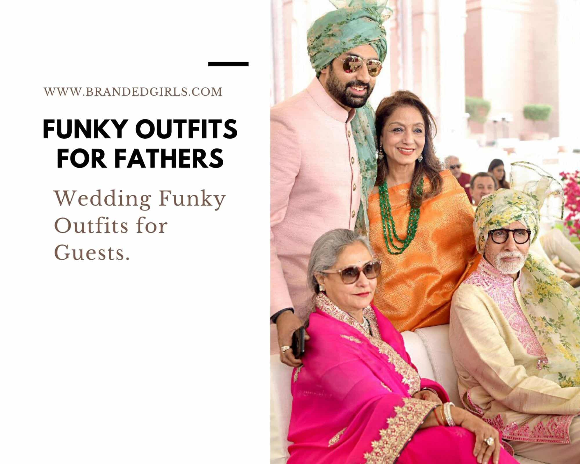 Wedding-Funky-Dress Funky Outfits for Wedding-30 Funky Styles for Wedding Guests