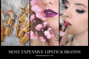 10 Most Expensive Lipstick Brands of 2021 With Prices