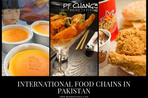 22 International Food Chains That You Can Try In Pakistan