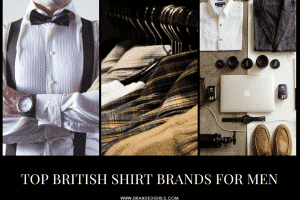 Top 22 British Shirt Brands For Men That Youll Love