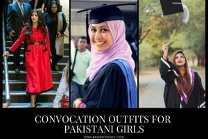 22 Best Pakistani Convocation Outfits For Graduating Girls