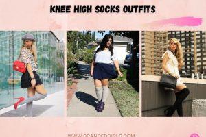 Knee High Socks Outfits23 Cute Ways to wear Knee High Socks