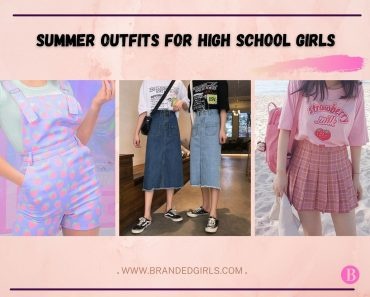 20 Summer Outfits For High School Girls To Wear This Year