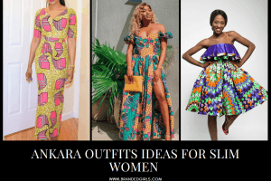 20 Ways To Wear Ankara Outfits For Skinny Girls – Ankara Styles