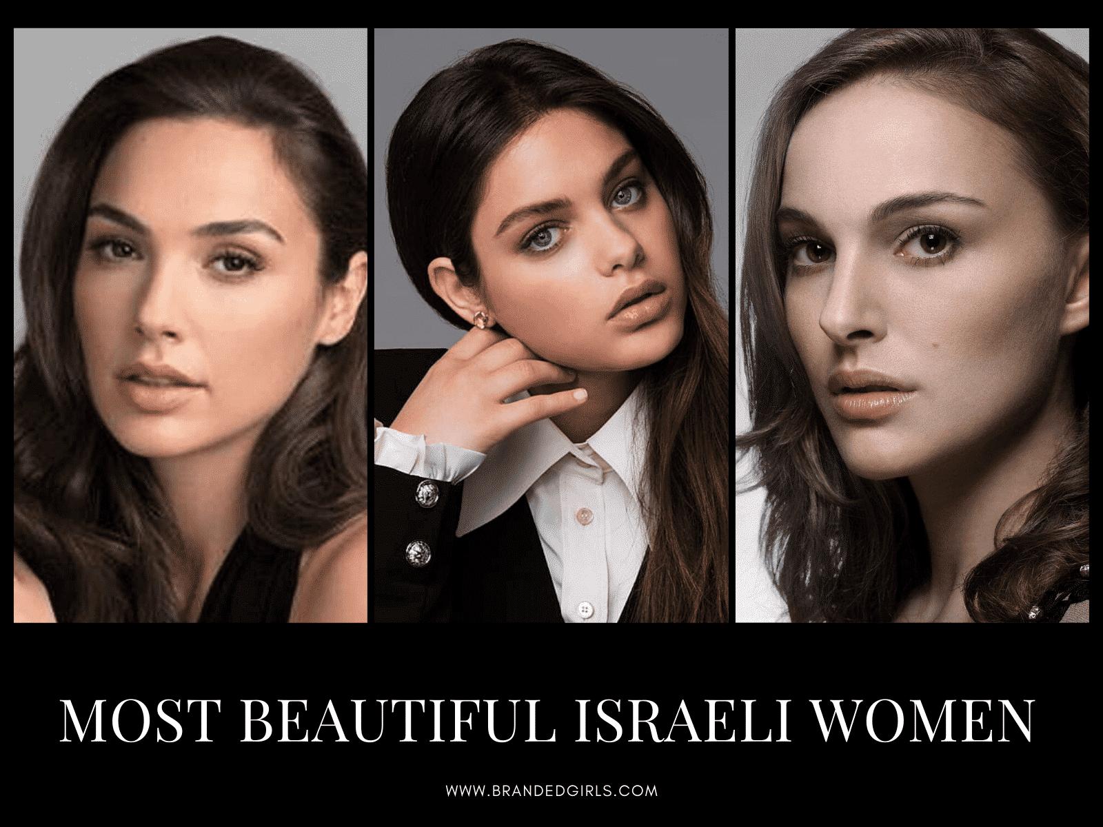 Are so women beautiful israeli why Israeli Brides