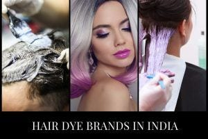 Top 10 Professional Hair Dye Brands In India