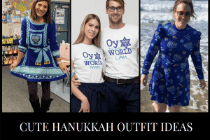 Hanukkah Outfits 20 Ideas on What to Wear for Hanukkah
