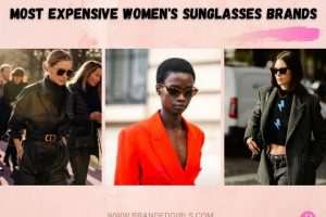 10 Most Expensive Women Sunglasses Brands These Days