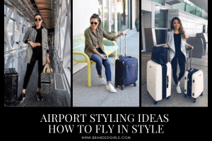 Cute Outfits To Wear At Airport18 Best Airport Styling Tips