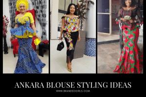 Ankara Blouse Styles – 10 Ways to Wear & Style Ankara Blouse